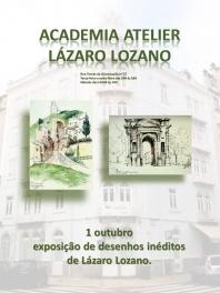 Desenhos Inéditos de Lázaro Lozano.