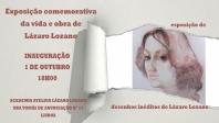 exposição comemorativa do pintor Lazaro Lozano